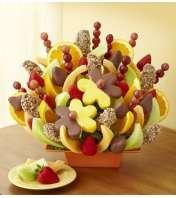 Autumn Orchard Fruit Bouquet