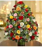 Holiday Flower Tree® Luxury- Multicolored