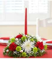 Fields of Europe™ Christmas Centerpiece