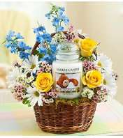 Yankee Candle® Soft Blanket™ Basket