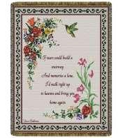 Tapestry Afghan - 003