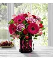 Exuberance Pink Bouquet