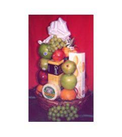 Seasonal Fruit and Cheese
