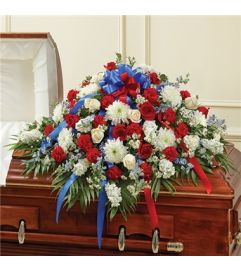 Patriot Casket