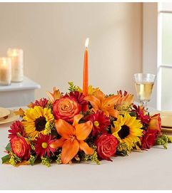 ields of Europe™ for Fall Centerpiece