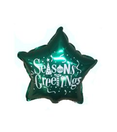 Seasons Greetings Balloon