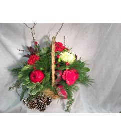 Christmas Country Harvest
