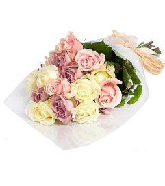 Pastel Hand-tie Bouquet