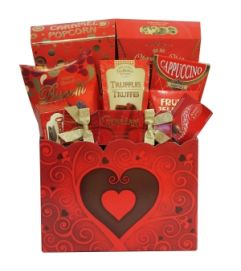Valentine Delight Basket
