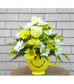 Happy Day Bouquet - Available in other colors - call for details