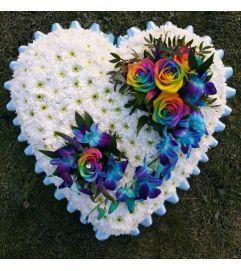 Rainbow heart Dreem