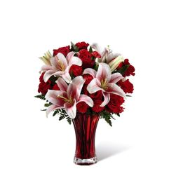 The FTD® Perfect Impressions™ Bouquet- VASE INCLUDED