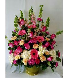 Pink Floral Bouquet