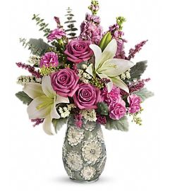 Blooming Spring Bouquet by Teleflora