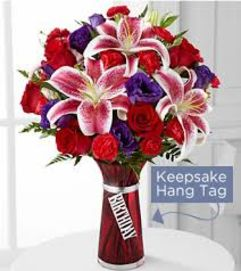 The FTD Birthday Wishes Bouquet