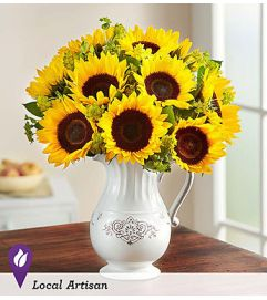 Sun Flowers Blast