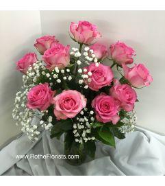 Delta Zeta DREXEL Roses