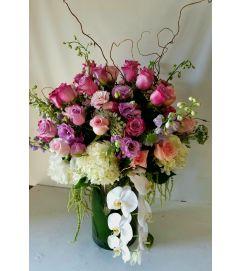 Elegant Lavender Roses