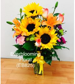 Bright & Cheerful Arrangement