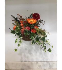 Fall Accent Basket