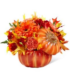 Bountiful Bouquet of Fall
