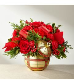 The FTD® Holiday Delights™ 2017 Bouquet