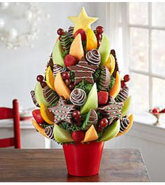 Christmas Tree Treat