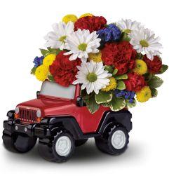 Jeep ® Wrangler.