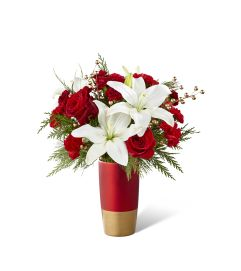 The FTD¨ Holiday Celebrations¨ Bouquet