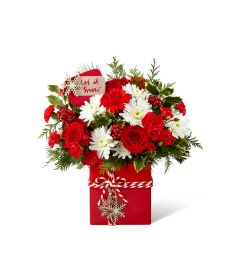 The FTD¨ Holiday Cheerª Bouquet