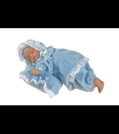 Musical Sleeping baby boy Keepsake