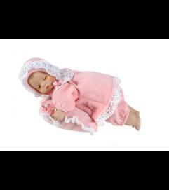 Musical Sleeping baby Girl Keepsake