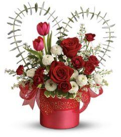 I Heart You Bouquet