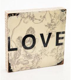 Love Block Art