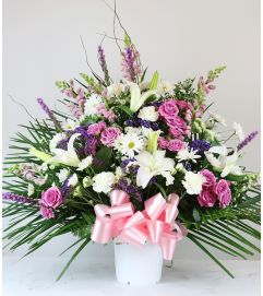 Celebrate Life Funeral Basket