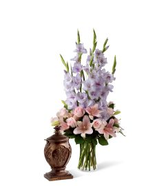 The FTD® Always & Forever™ Urn Bouquet