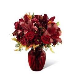 The FTD® Autumn Treasures™ Bouquet