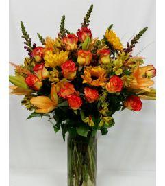 Classic Autumn Bouquet