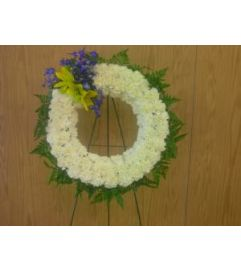 PEACEFUL FAREWELL Wreath