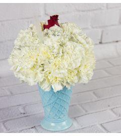 Ten Pennies Florist Artisan Arrangement 9