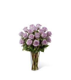 The FTD® Lavender Rose Bouquet