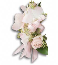 Beautiful Blush Corsage