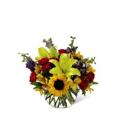 The FTD® All For You™ Bouquet with Sunflowers