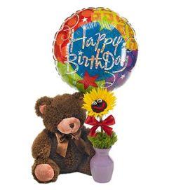 Sunflower Birthday Wishes