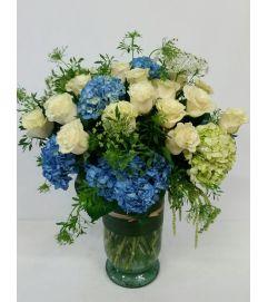Blue Spring Garden