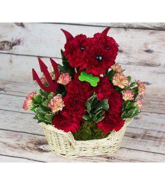Axelrod Flowers Artisan Arrangement 17