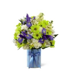 The FTD® Little Miracle™ Bouquet - Boy