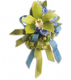 Big Night Orchid Corsage