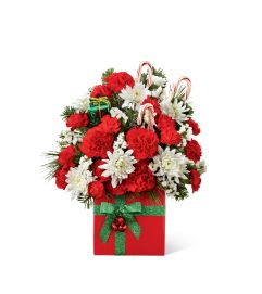 The FTD® Holiday Cheer™ Bouquet 2015