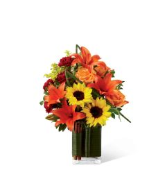 The FTD® Vibrant Views™ Bouquet 2014